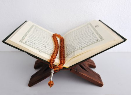 Koran, holy book of Muslims