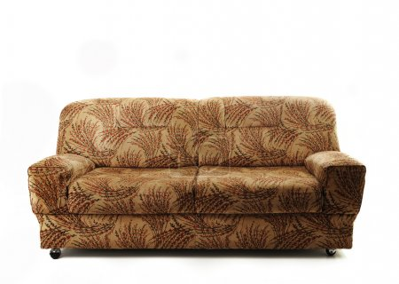 Sofa couch isolated