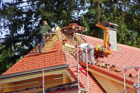 Roofer tiler