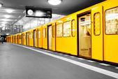 Berlin Subway U-Bahn