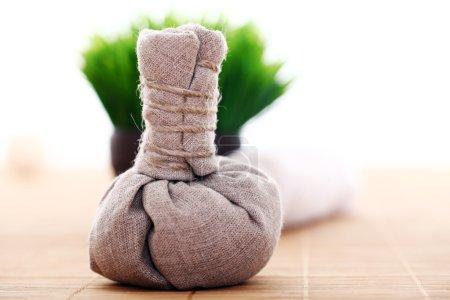 Little herbal pouch