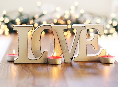Photo for Love for valentine's day - Royalty Free Image