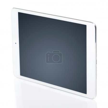 Tablet with wide screen