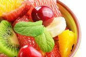 Pohár s ovocem