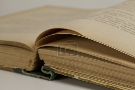 Photo for Old book - Royalty Free Image