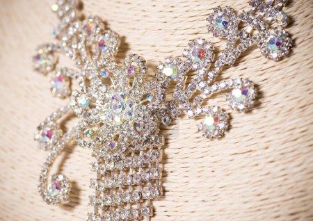 Photo pour Bijoux à la mode - image libre de droit