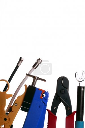 Various coax cable tools