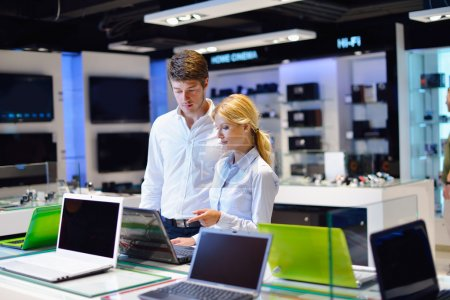buy in consumer electronics store