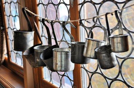 Photo pour Articles ménagers vintage - image libre de droit