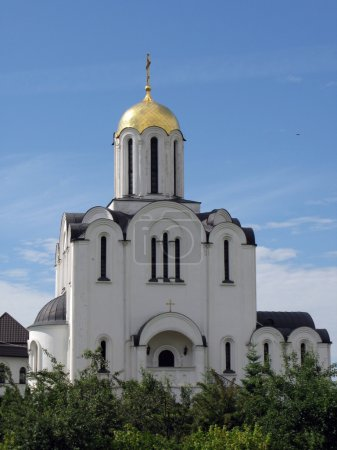 Photo pour Église orthodoxe - image libre de droit