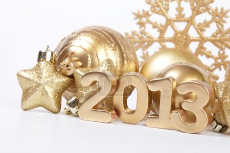 Photo for New 2013 year - Royalty Free Image
