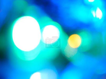 Photo pour Lumières floues - image libre de droit