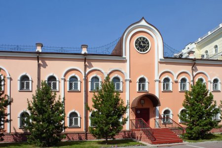 Tomsk, Church's Historical Museum