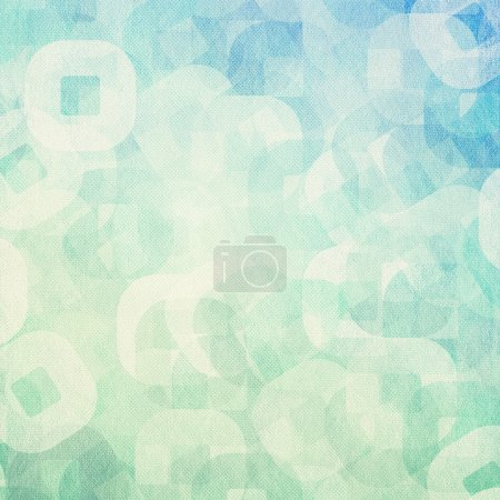 Retro patterned background or texture
