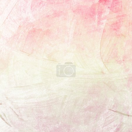 Photo for Unevenly painted wall background - Royalty Free Image