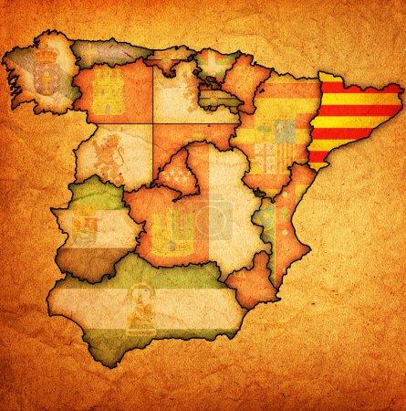 Region of catalonia