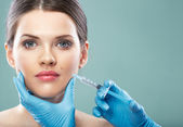 Woman and surgery