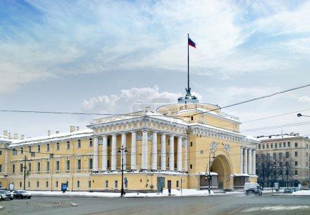 Admiralty building, Saint Petersburg