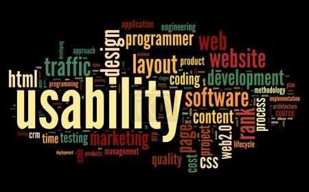 Photo pour Concept de convivialité Web dans tag cloud sur fond noir - image libre de droit