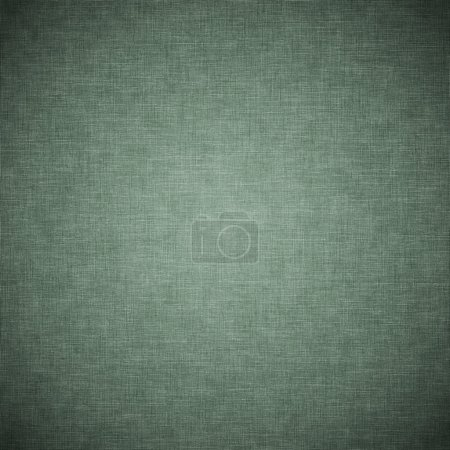 Green textile background
