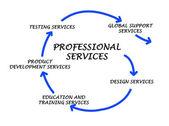 Ábra a szakmai szolgáltatások