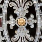Bursa - Osman Gazi Tomb - Brass balustrade. Mother...