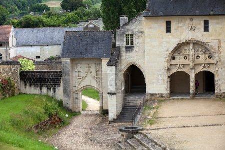 Fontevraud Abbey - Loire Valley , France
