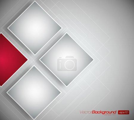 Photo pour Fond vectoriels éditables - image libre de droit