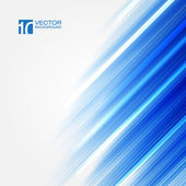 Blue Straight lines abstract vector background EPS10 Design