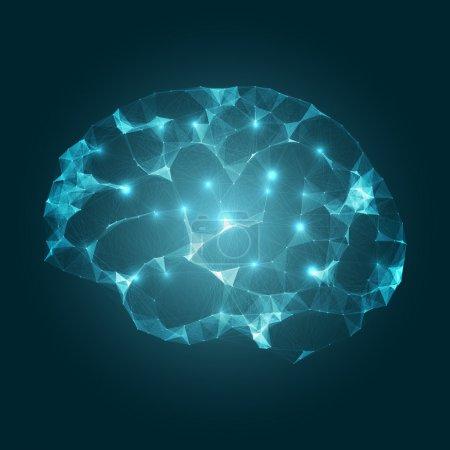 Brain Concept Vector Design