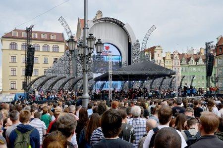 Guitar Guinness World Record event