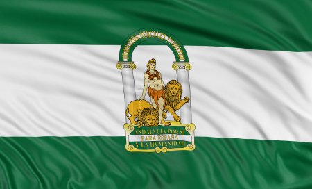 Flag of Andalusia
