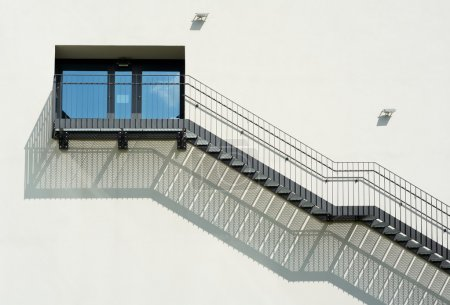 Architecture and Stairs