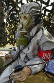 Anti-radiation suit