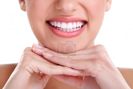 Photo for Beautiful healthy smile - Royalty Free Image