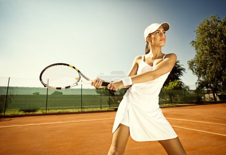 Photo for Tennis - Royalty Free Image