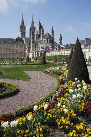 Caen Gardens