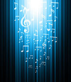 Music background Line and rectangles shine vertical background