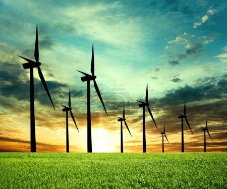 Foto de Energía ecológica - Imagen libre de derechos