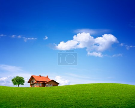 Country nature landscape