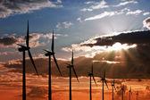 Wind power energy