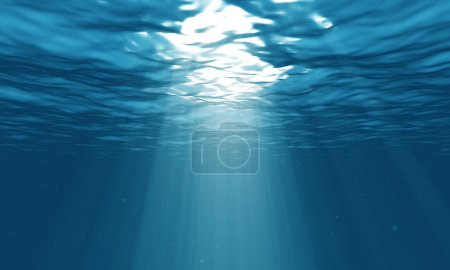 light underwater