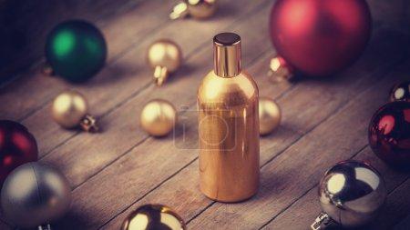 Perfume and christmas gifts