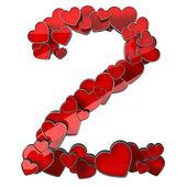Obrázek 2 srdce