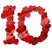 Obrázek 10 srdcová