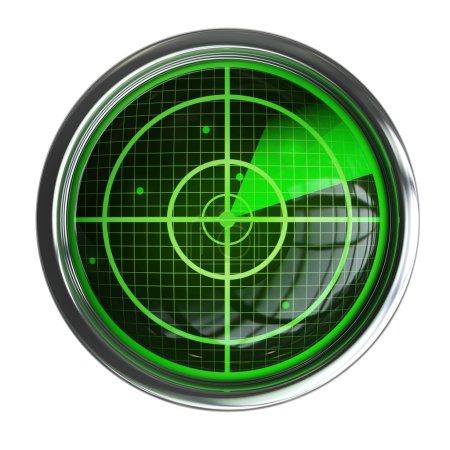 Écran radar