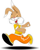 rabbit athlete