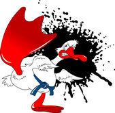 Goose bully