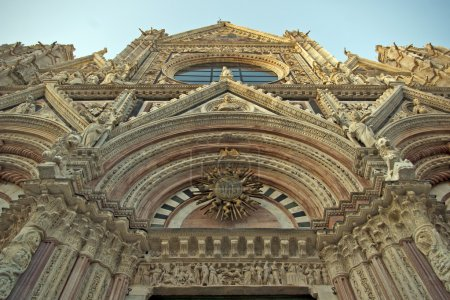 Siena cathedral - West Facade