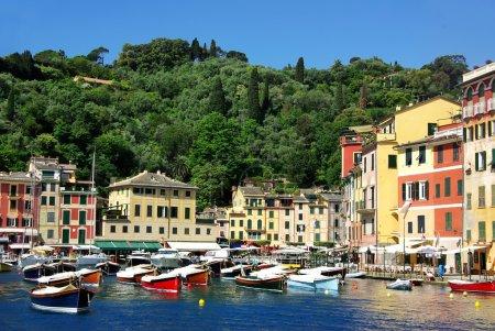 Portofino village , Italy